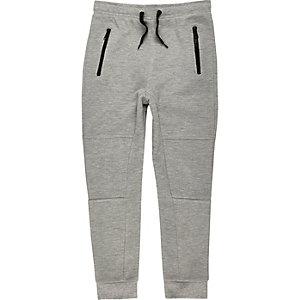 Boys grey joggers