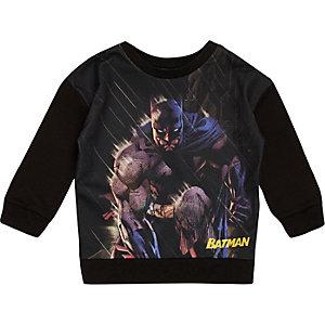 Mini boys Batman print sweatshirt
