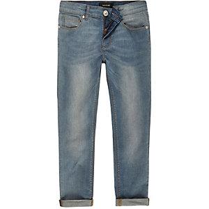 Sid – Skinny Jeans in hellblaues Waschung