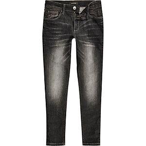 Sid – Schwarze Skinny Stretch Jeans