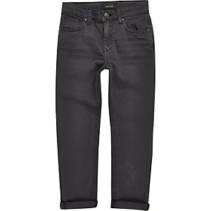 Dark grey Dylan slim jeans