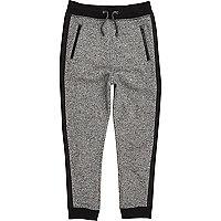 Pantalon de jogging gris pour garçon