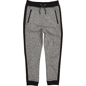 Boys grey grindle jogger