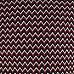 Pull en maille motifs zigzags rouge pour garçon