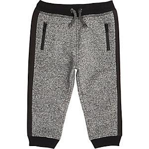 Mini boys grey grindle jogger