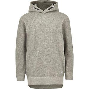 Boys grey hoodie
