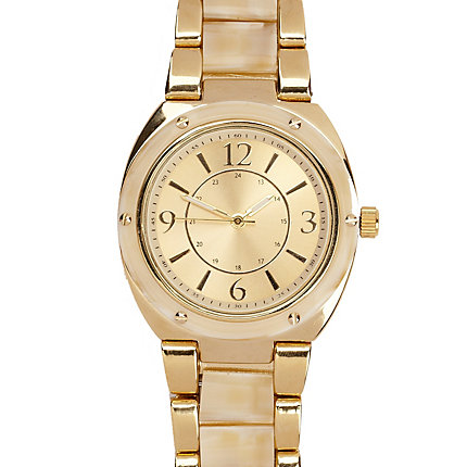 gold tone watches sale