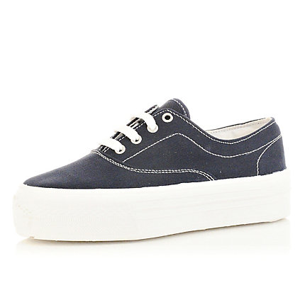 River Island Shoes Navy shoes