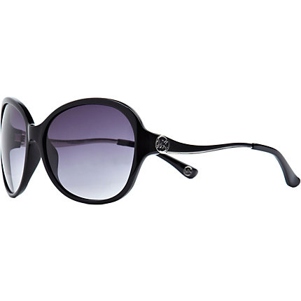 Black michael kors oversized sunglasses