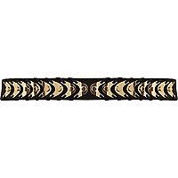 Black waist belt