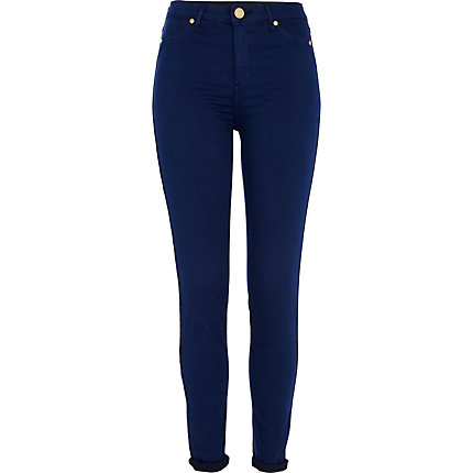 Blue Molly jeggings