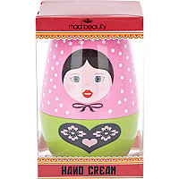 Russian doll handcream
