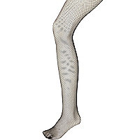 Black fish net tights