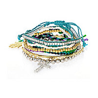 Eclectic friendship bracelet pack