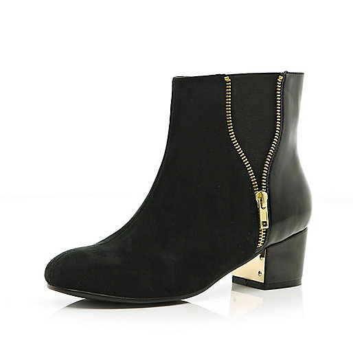 black ankle boots sale