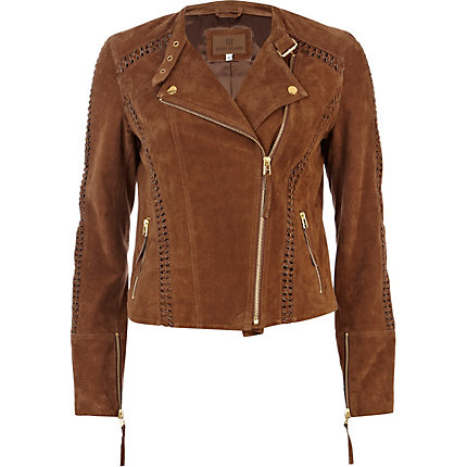 Find Women's Brown Motorcycle Jackets at J&P Cycles, your source for aftermarket motorcycle parts and accessories.