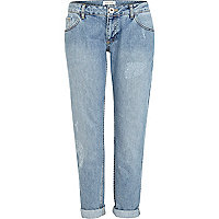 Light wash Cassie boyfriend jeans