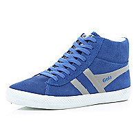 Blue Gola high tops