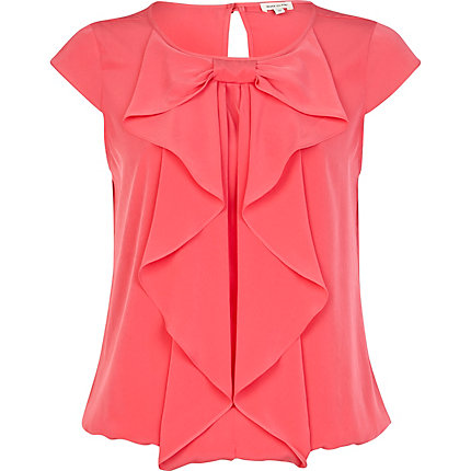 Womens Pink Blouses 83