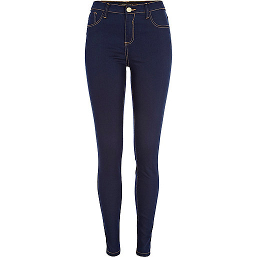 Dark wash Molly jeggings
