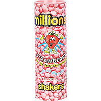Strawberry Millions sweets shaker