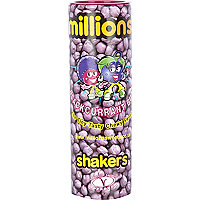 Blackcurrent Millions sweets shaker