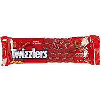 Strawberry Twizzlers sweets