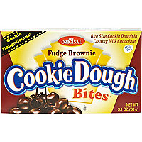 Fudge brownie cookie dough bites