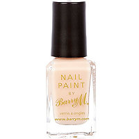 Nude Barry M nail varnish