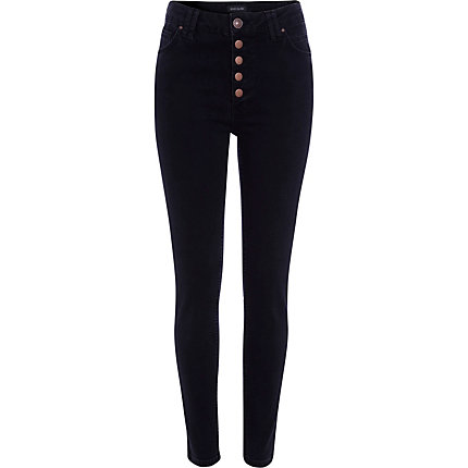 Black Etta superskinny jeans
