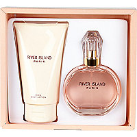 River Island Paris perfume gift set