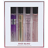 River Island rollerball fragrance collection