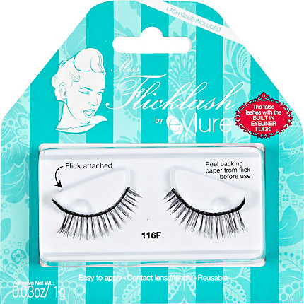 Eylure Miss Flicklash false eyelashes - 116F