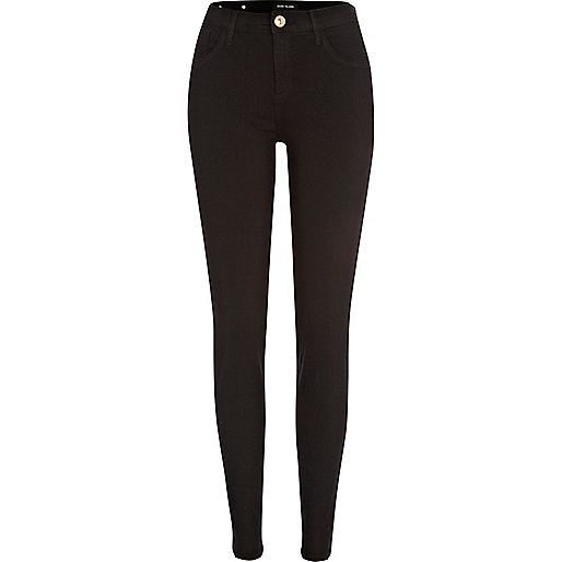 Black Amelie reform superskinny jeans