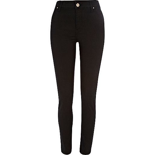Black Lana superskinny jeans