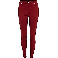 Red Lana superskinny jeans