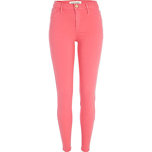 Pink Molly jeggings