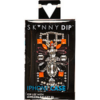 Orange Skinnydip Samsung S3 jewel case