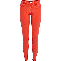 Orange Amelie superskinny jeans