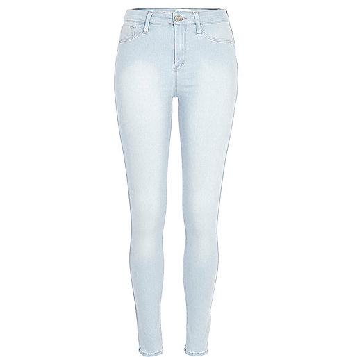Light wash Molly reform jeggings
