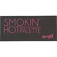 Barry M smokin' hot palette