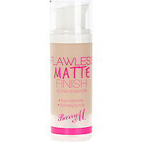 Nude Barry M flawless matte foundation