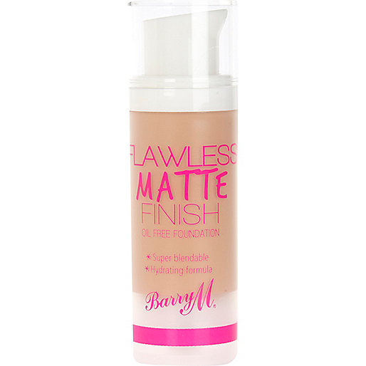 Sand Barry M flawless matte foundation