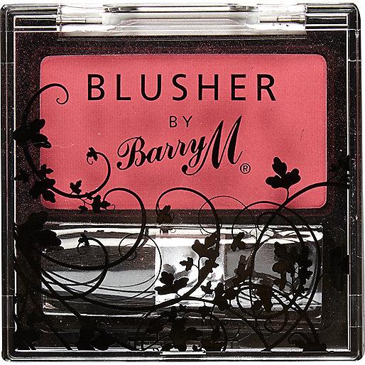 Pink Barry M blusher