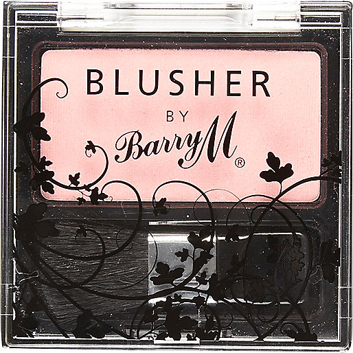 Pale pink Barry M blusher