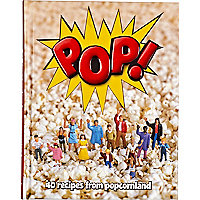 Popcorn cookbook