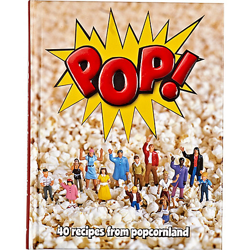 Popcorn cookbook
