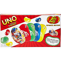 Jelly Belly Uno game