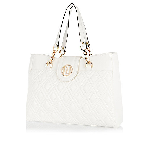 Tote Bag With Chain Strap 71