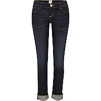 Dark wash Daisy slim jeans
